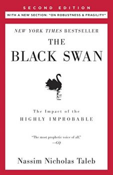 The Black Swan: The Impact of the Highly Improbable (Incerto, Band 2) (Nassim Nicholas Taleb)