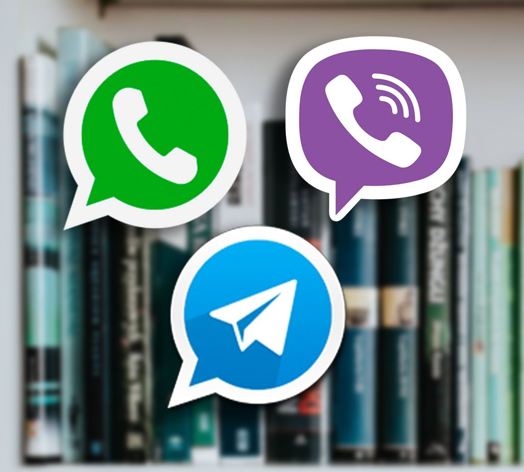 Messenger (FB, WhatsApp)